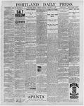 Portland Daily Press: February 23, 1897