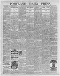 Portland Daily Press: February 26, 1897