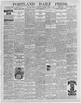 Portland Daily Press: March 3, 1897