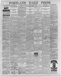 Portland Daily Press: March 4, 1897