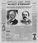 Portland Daily Press: March 5, 1897