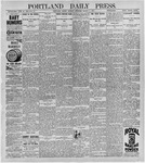 Portland Daily Press: March 8, 1897