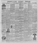 Portland Daily Press: March 10, 1897