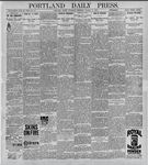 Portland Daily Press: March 11, 1897