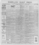 Portland Daily Press: January 5, 1898