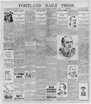 Portland Daily Press: January 6, 1898