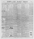 Portland Daily Press: January 8, 1898