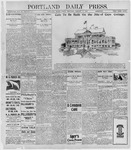 Portland Daily Press: January 14, 1898