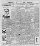 Portland Daily Press: January 15, 1898