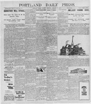 Portland Daily Press: January 17, 1898