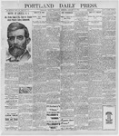 Portland Daily Press: January 19, 1898