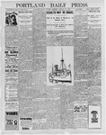Portland Daily Press: January 25, 1898