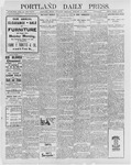 Portland Daily Press: January 27, 1898