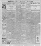 Portland Daily Press: February 1, 1898