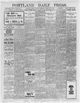 Portland Daily Press: February 3, 1898