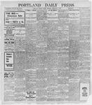 Portland Daily Press: February 4, 1898