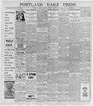 Portland Daily Press: February 5, 1898