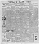 Portland Daily Press: February 7, 1898