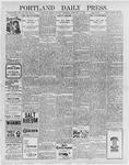 Portland Daily Press: February 8, 1898