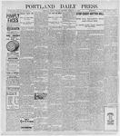 Portland Daily Press: February 14, 1898