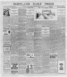 Portland Daily Press: February 15, 1898