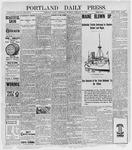 Portland Daily Press: February 16, 1898