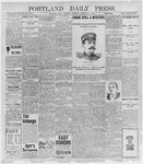 Portland Daily Press: February 17, 1898