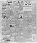 Portland Daily Press: February 18, 1898