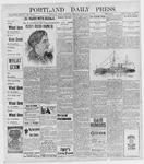 Portland Daily Press: February 19, 1898