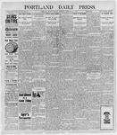 Portland Daily Press: February 21, 1898