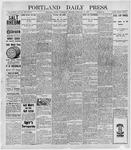 Portland Daily Press: February 23, 1898