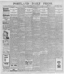Portland Daily Press: February 28, 1898
