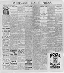 Portland Daily Press: March 17, 1898