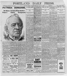 Portland Daily Press: March 19, 1898