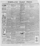 Portland Daily Press: March 21, 1898