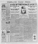 Portland Daily Press: March 23, 1898