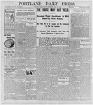 Portland Daily Press: April 18, 1898