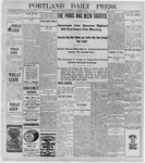 Portland Daily Press: April 30, 1898