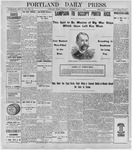 Portland Daily Press: May 5, 1898
