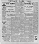 Portland Daily Press: May 6, 1898