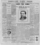 Portland Daily Press: May 10, 1898