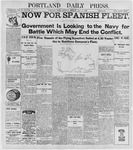 Portland Daily Press: May 14, 1898