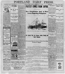 Portland Daily Press: May 17, 1898