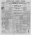 Portland Daily Press: May 23, 1898
