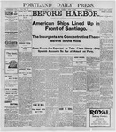 Portland Daily Press: June 2, 1898