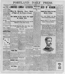 Portland Daily Press: June 6, 1898