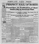Portland Daily Press: June 9, 1898