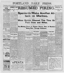 Portland Daily Press: June 14, 1898