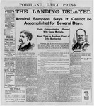 Portland Daily Press: June 22, 1898
