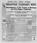 Portland Daily Press: June 23, 1898